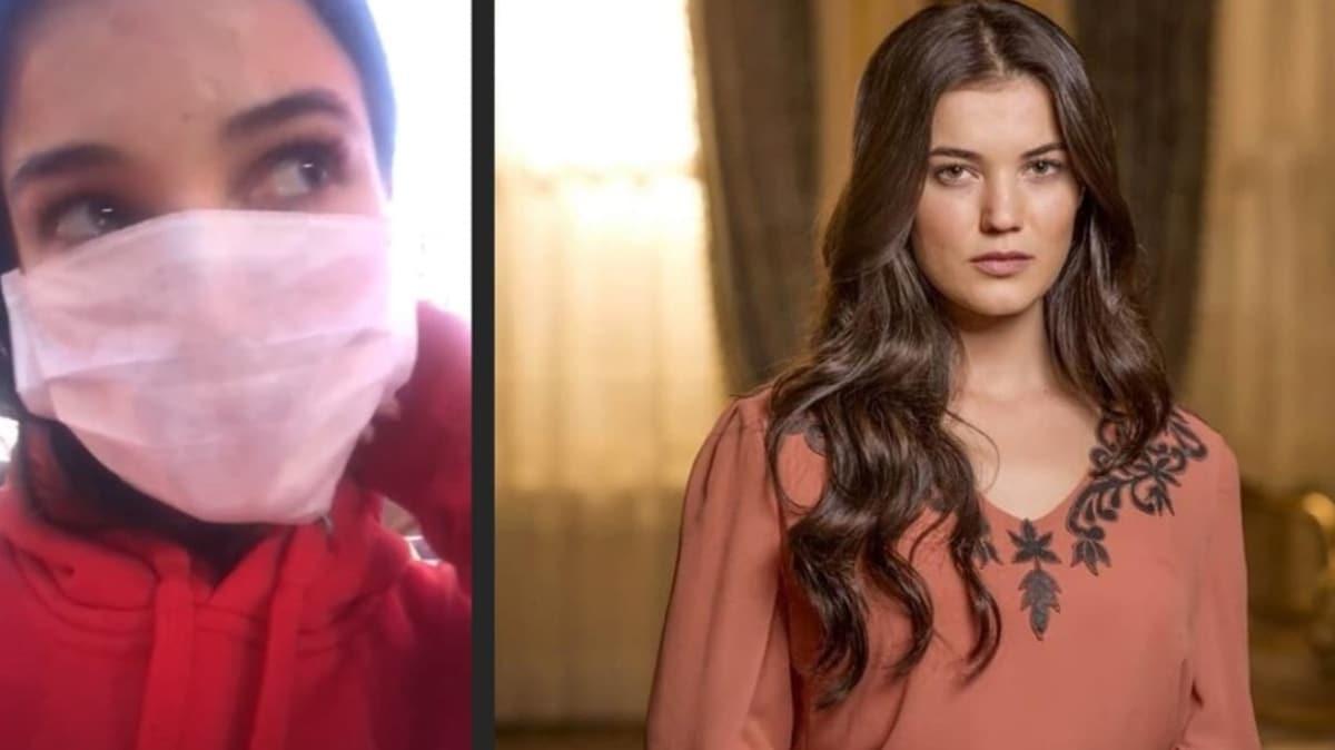 Pınar Deniz'in koronavirüse yakalanan anneannesi vefat etti!