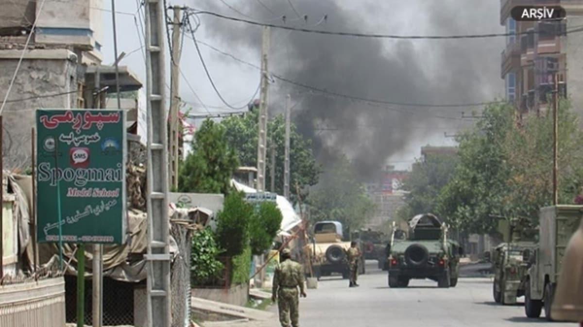 Afganistan'da Taliban saldırılarında 20 güvenlik görevlisi öldü