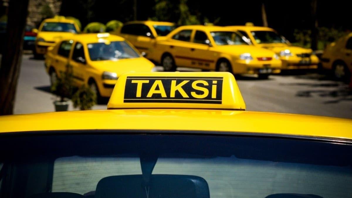 """Taksiler çalışıyor mu"""""""