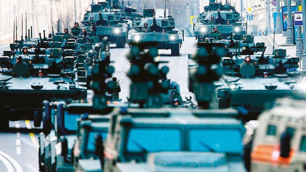 Rus ordusunun virüs tatbikatları başladı