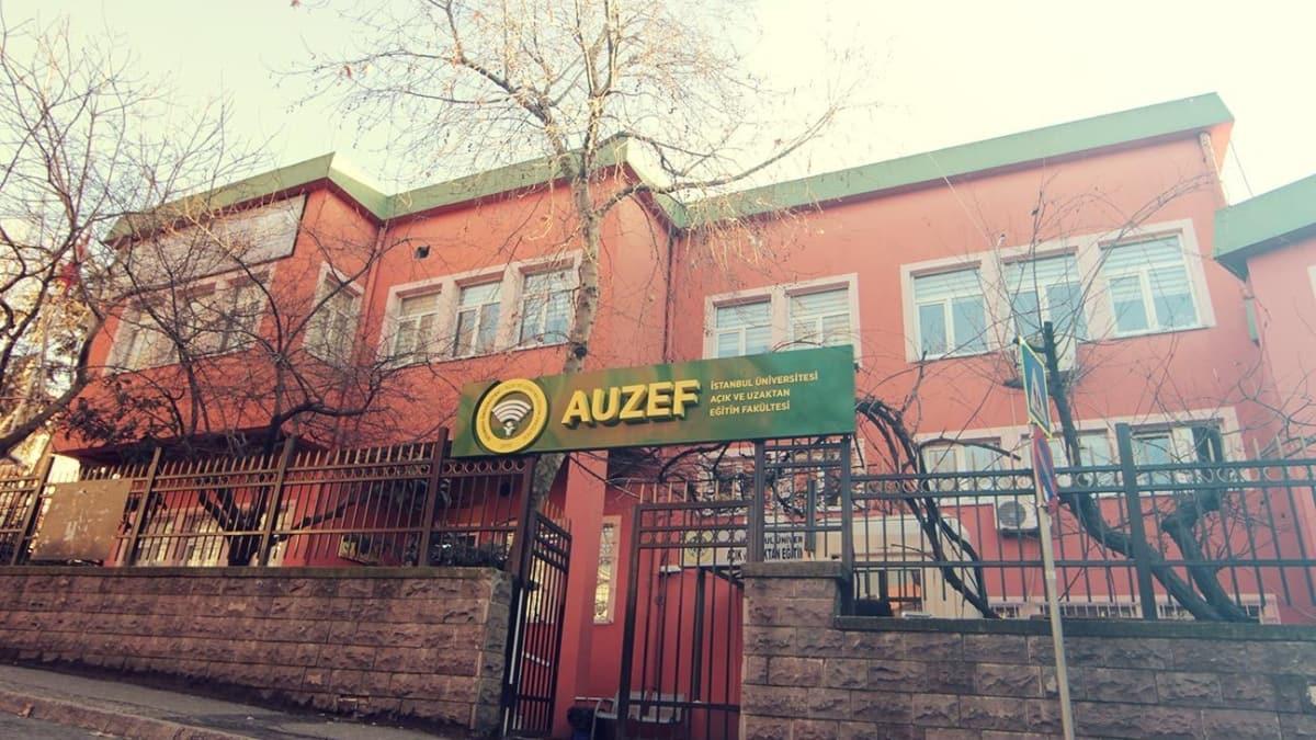 """AUZEF 2020 sınavları ertelendi mi"""""""