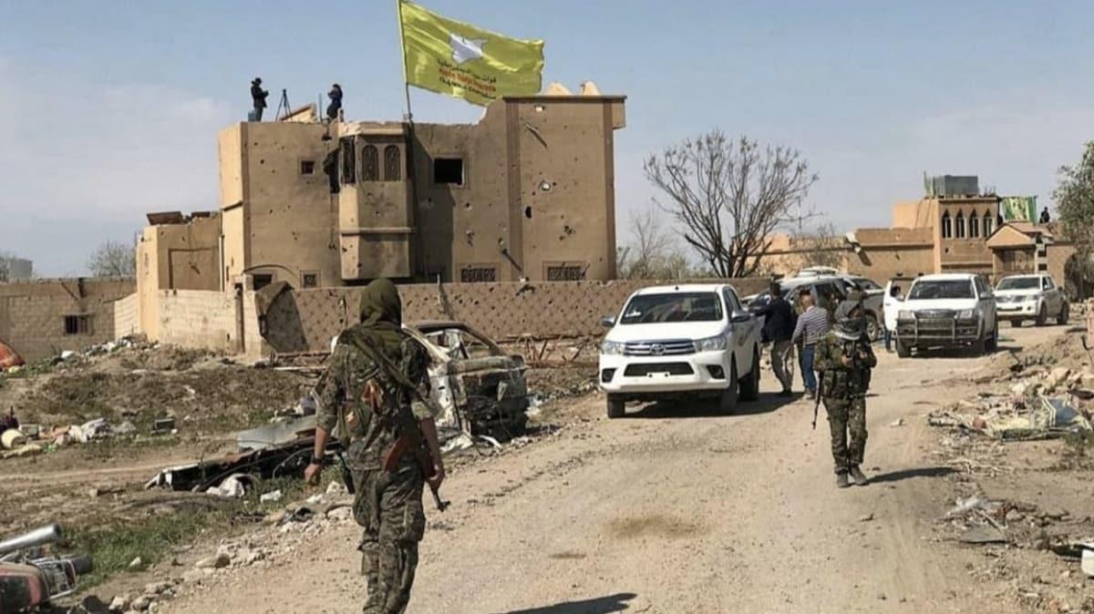 DEAŞ'lı mahkumlar YPG/PKK işgalindeki Haseke bölgesinde isyan çıkardılar