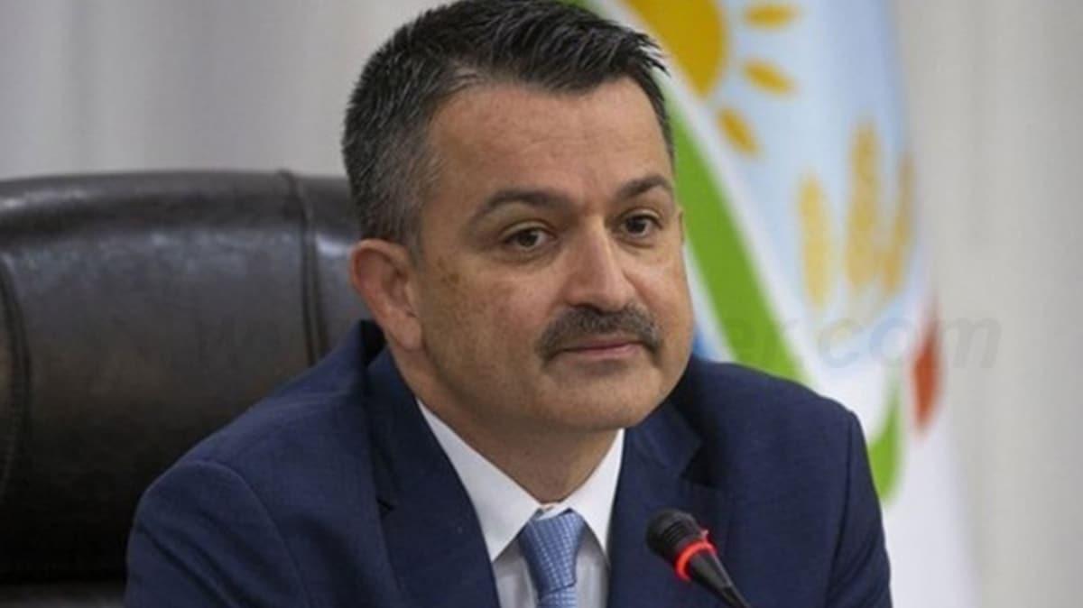 Bakan Pakdemirli: Hayvanları telef olan vatandaşlara 2 milyon 150 bin lira ödendi