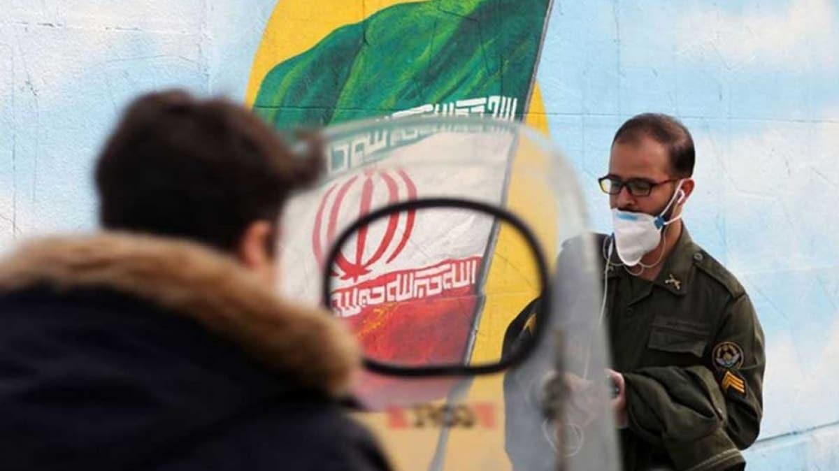 İran'dan tıbbi malzeme iddialarıyla ilgili açıklama: Hiçbir ülkeye gönderecek konumda değiliz