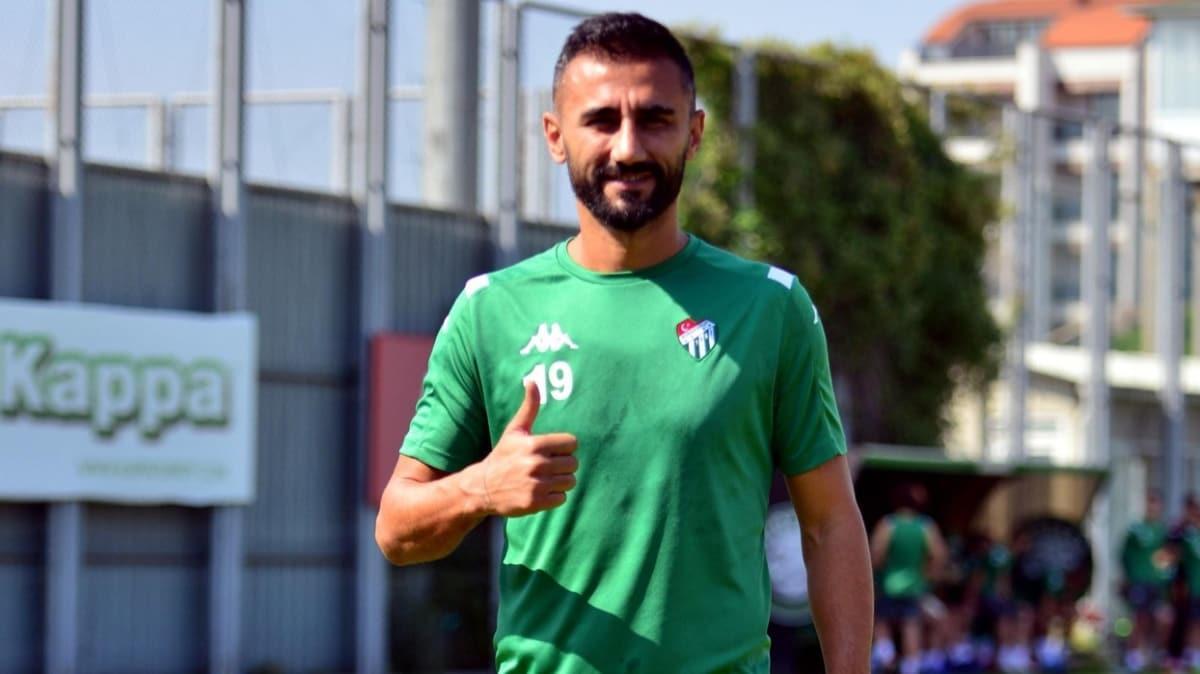 Bursaspor sözleşmesi sezon sonunda bitecek olan 7 futbolcusuyla görüşecek