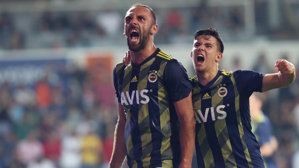 Fenerbahçe'de Vedat Muriqi, Altay Bayındır ve Ferdi Kadıoğlu değerini yükseltti