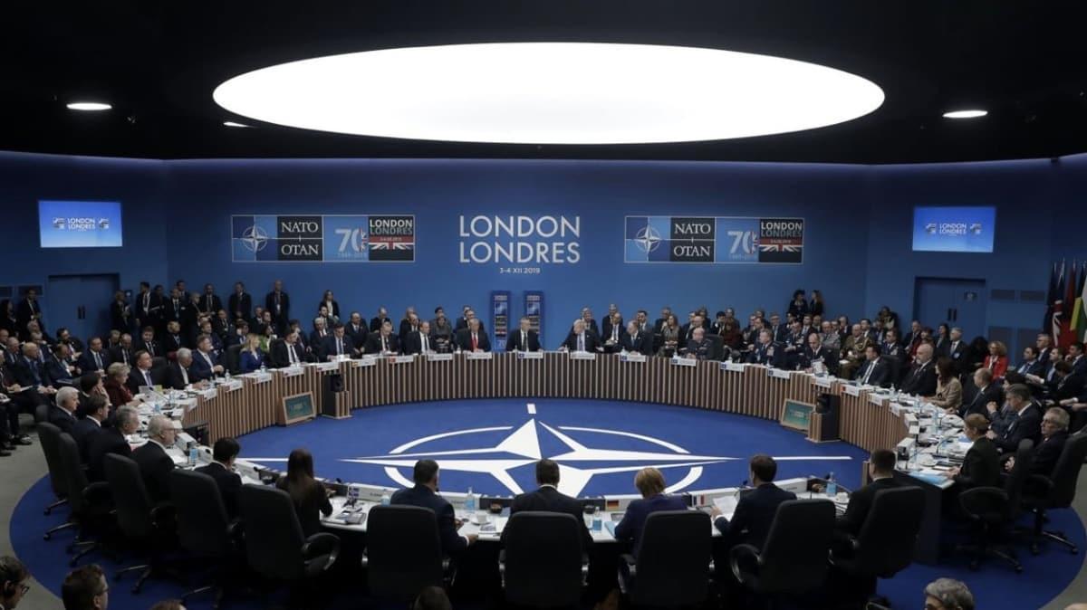 NATO'nun dengeleri değiştirecek ülkeler listesinde Türkiye de var