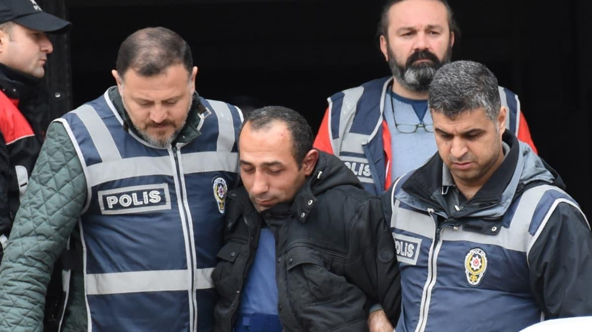 Ceren Özdemir'in katili yeniden hakim karşısında