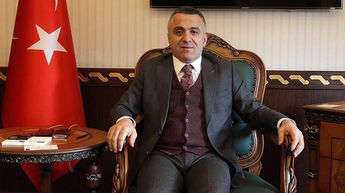 Kırklareli Valisi Osman Bilgin koronavirüse yakalandı