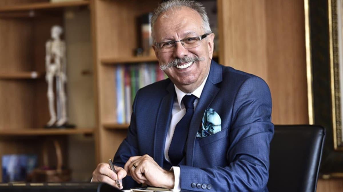 Ünlü profesör Oğuz Özyaral hastaneye kaldırıldı