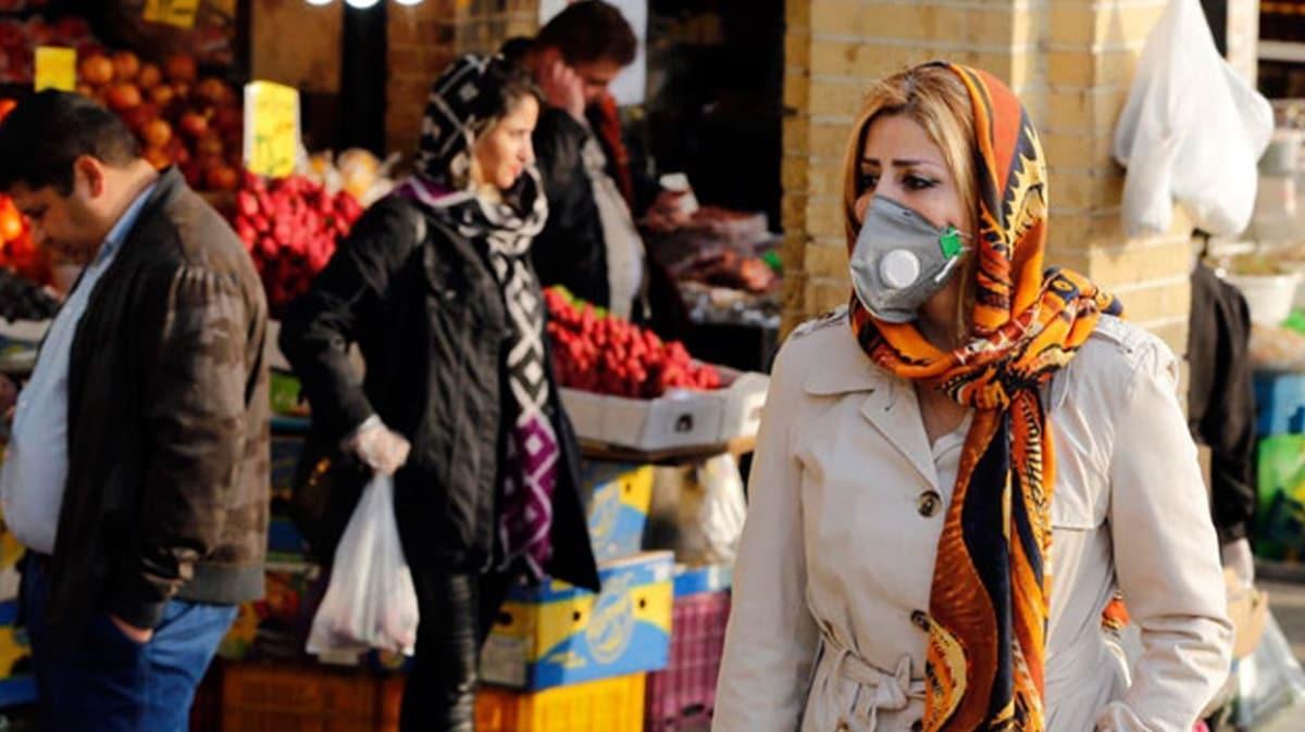 İran'da koronavirüsten son 24 saatte 141 kişi öldü