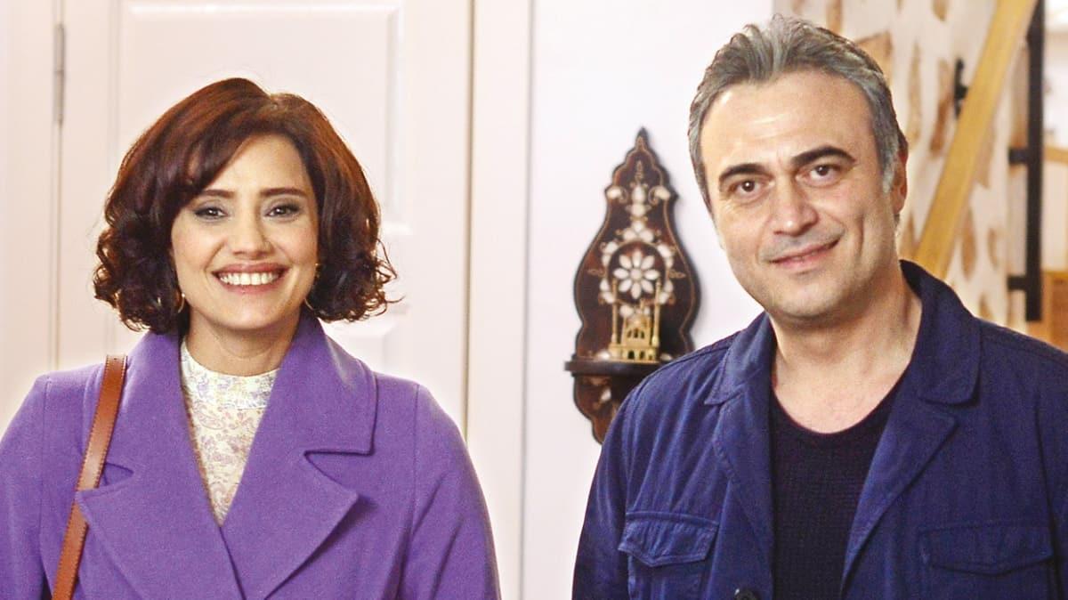 Benim Adım Melek'te Mithat Seyran'a evlilik teklif ediyor