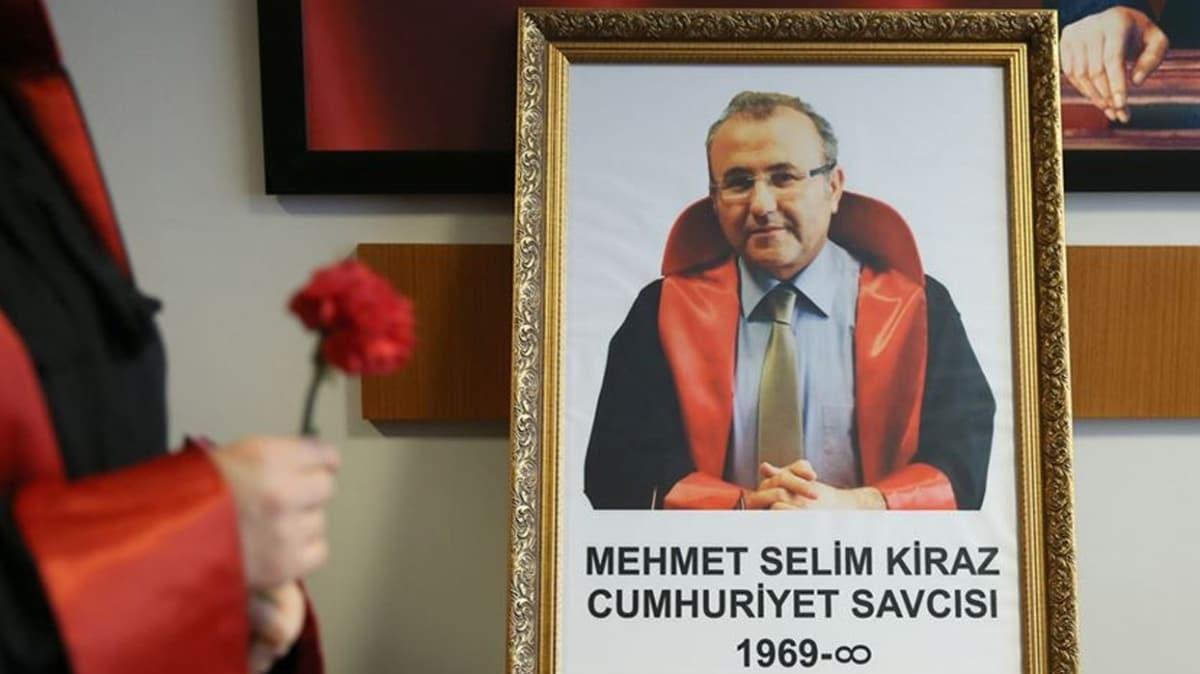 Başkan Erdoğan'dan Savcı Kiraz paylaşımı
