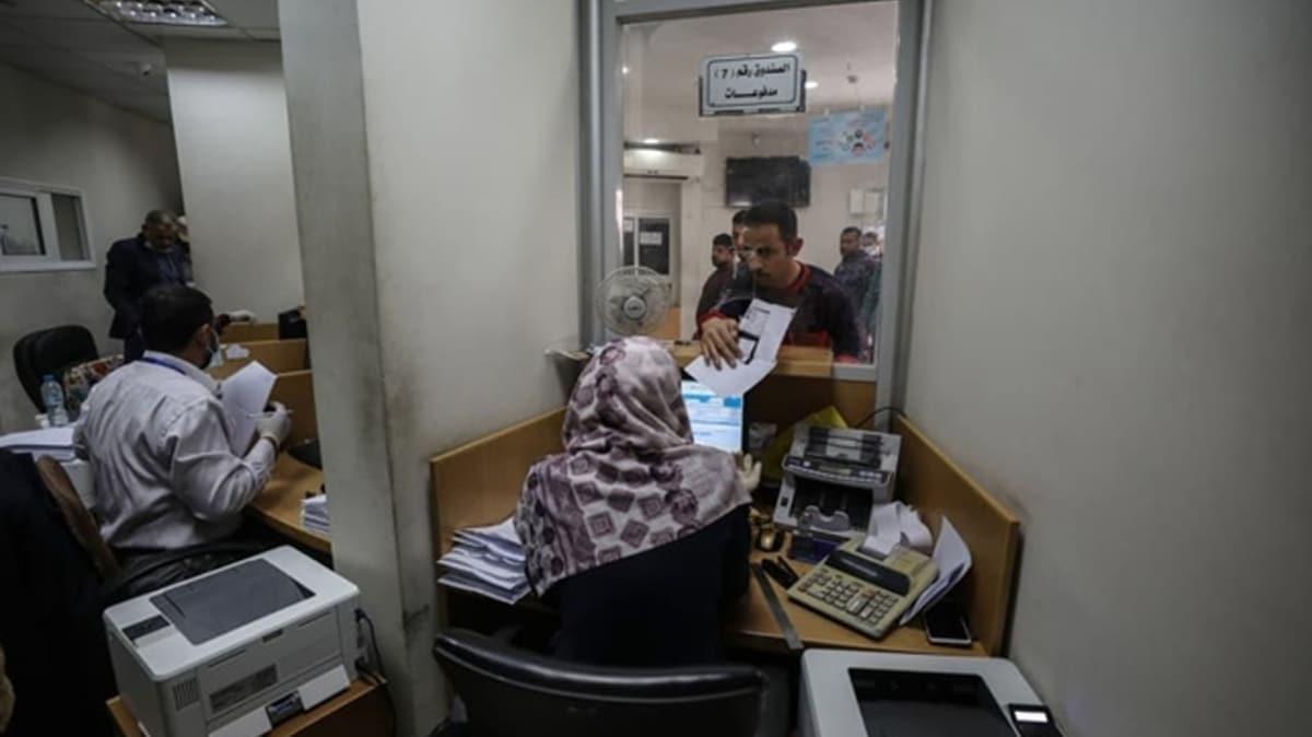 Katar'dan Gazzeli 100 bin yoksul aileye nakdi yardım
