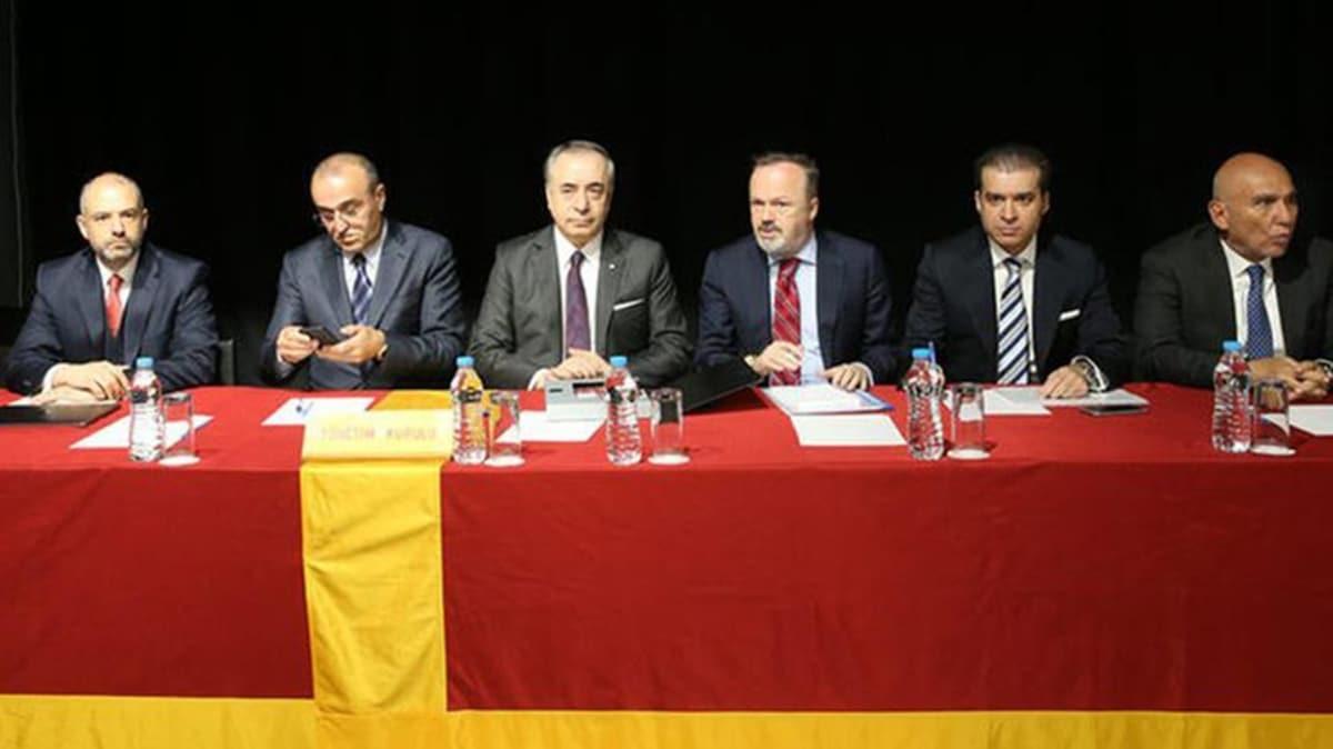 Galatasaray Süper Lig için kararını verdi