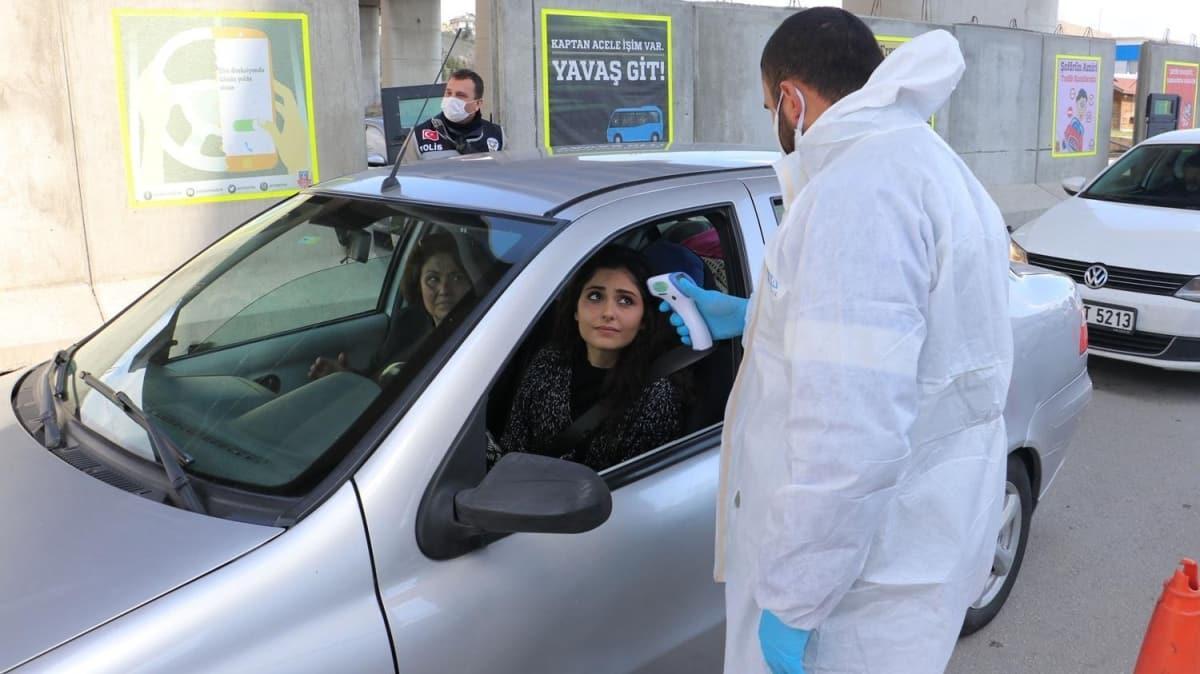 Ankara girişinde denetimler sürüyor: Uzun araç kuyrukları oluştu