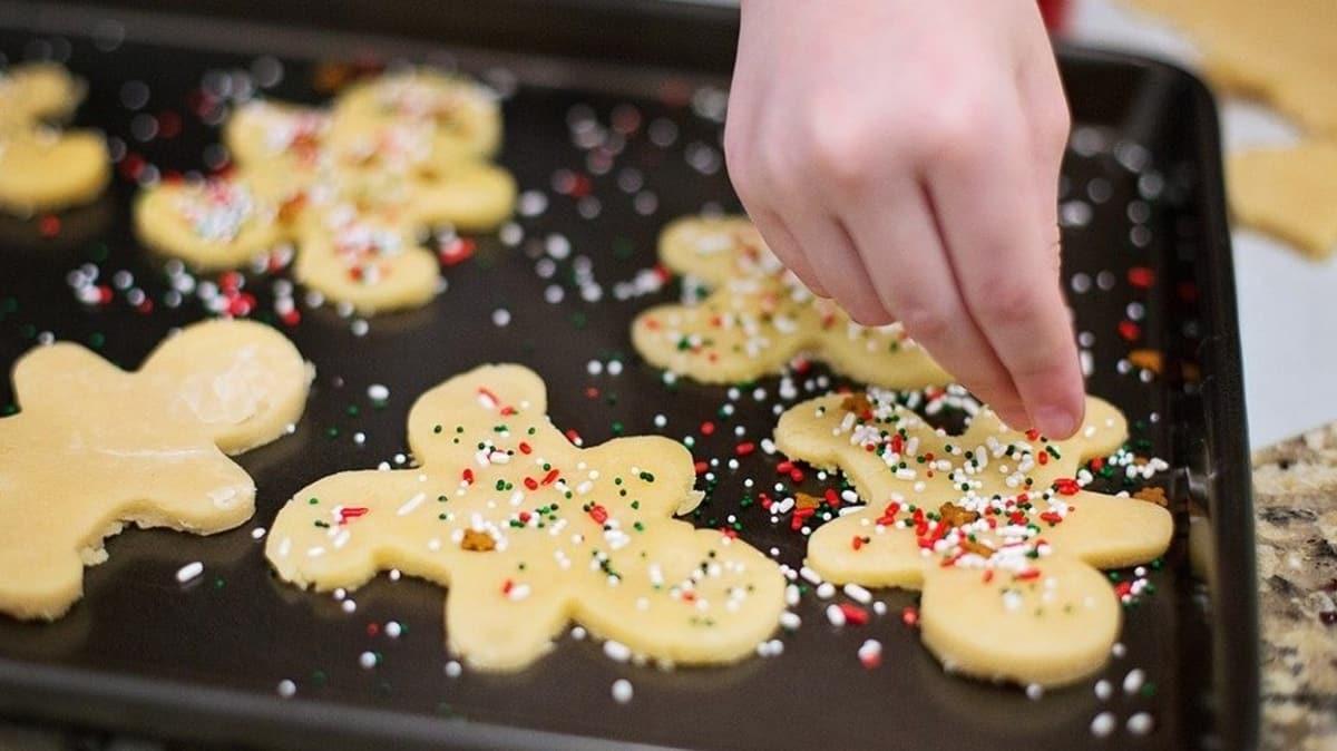 """Nefis zencefilli tarçınlı kurabiye tarifi! Zencefilli kurabiye nasıl yapılır"""""""
