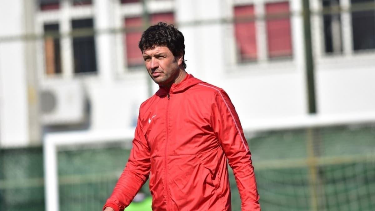 Cihat Arslan: 'Uygun zamanda maçlar oynanmalı'