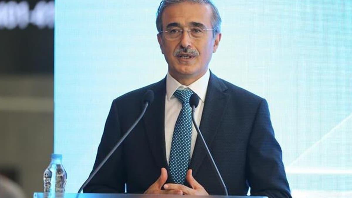 Savunma Sanayii Başkanı açıkladı: Milli Dayanışma Kampanyası'na 10 milyon lira bağışlamış bulunuyoruz