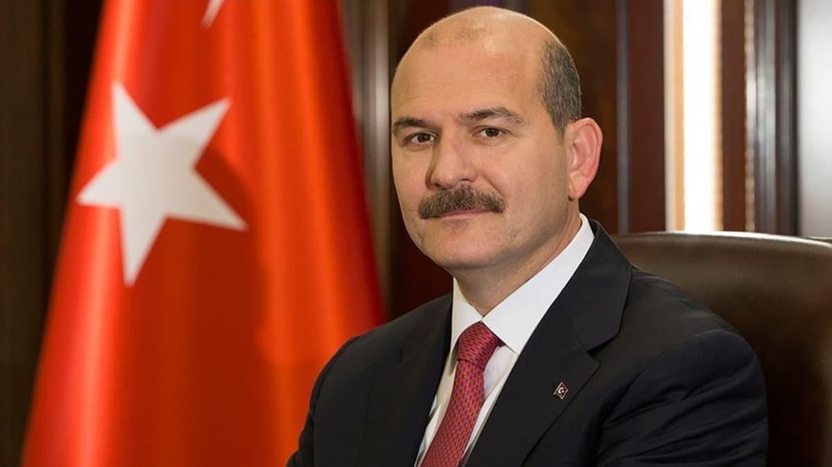 Bakan Soylu'dan vatandaşlara çağrı: Evde kalın