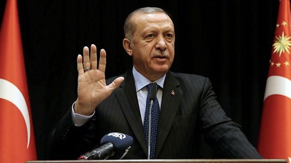 Başkan Erdoğan'dan sert açıklamalar! Belediyelerin kampanyasıyla ilgili ilk kez konuştu