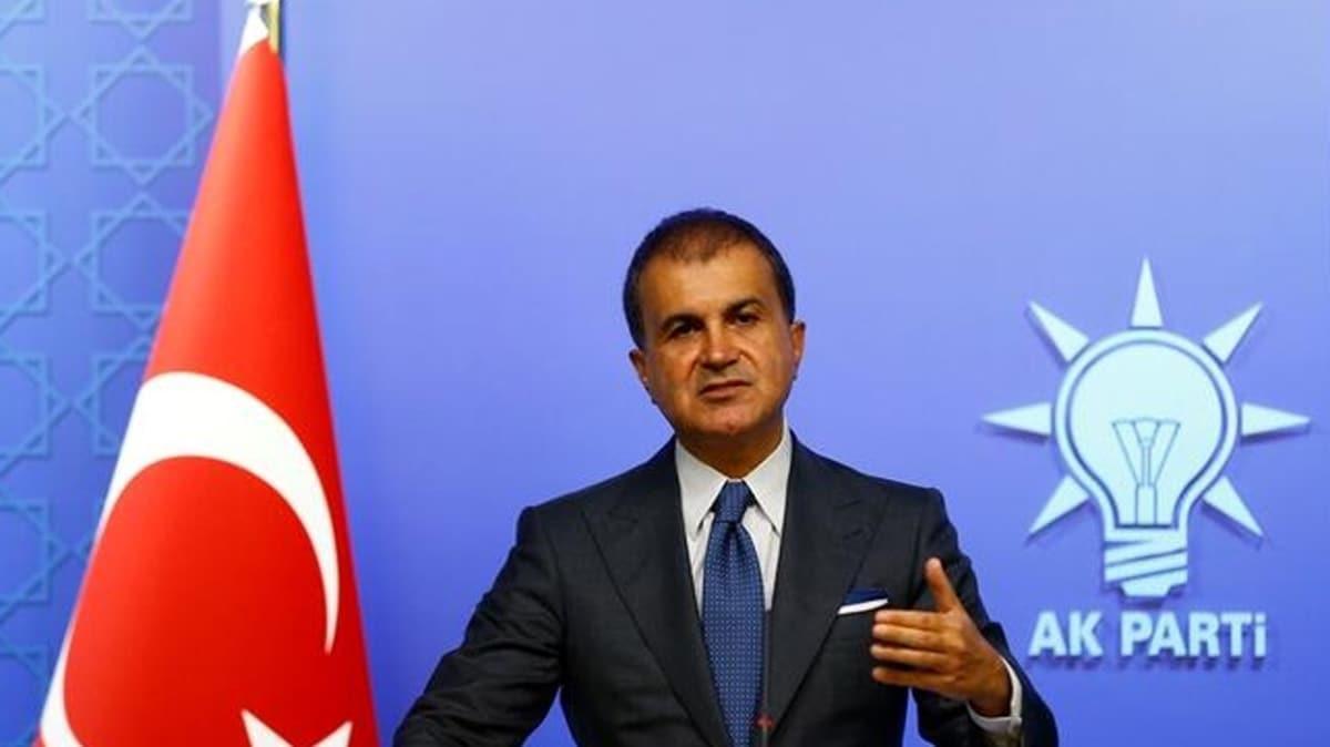 AK Parti Sözcüsü Çelik: Virüs salgınıyla uğraşırken siyasi hastalık üretmeye ara vermeyenler olması üzücüdür