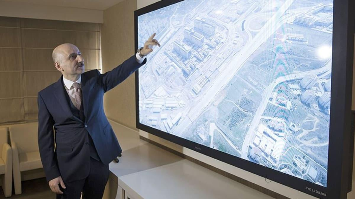 Başkan Erdoğan talimatı verdi: İkitelli Şehir Hastanesi'nin yollarını bakanlık yapacak