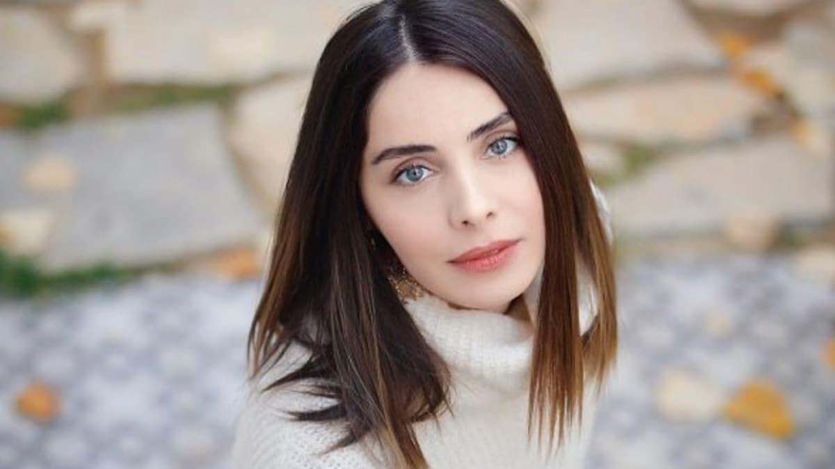 Babil dizisinin oyuncusu Nur Fettahoğlu kendini sanata adadı