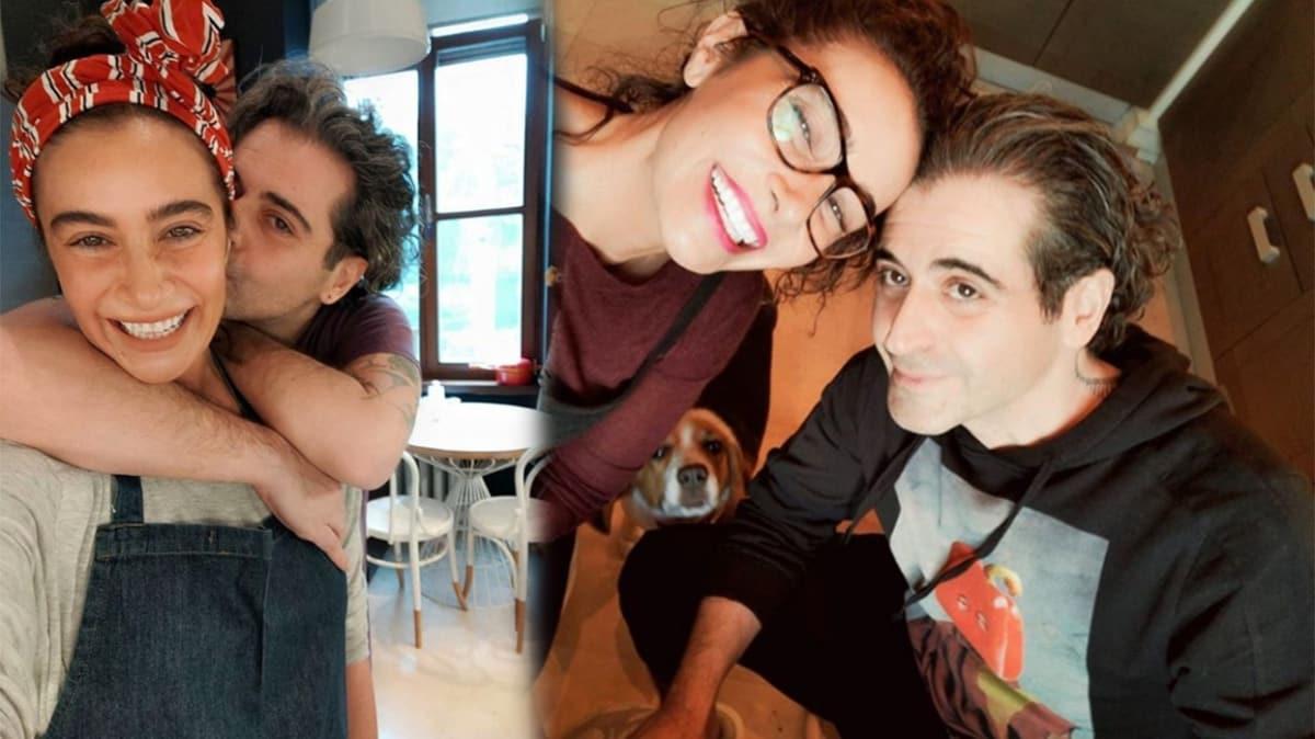 Hazer Amani ve Sıla'dan 'mutlu aile fotoğrafı'