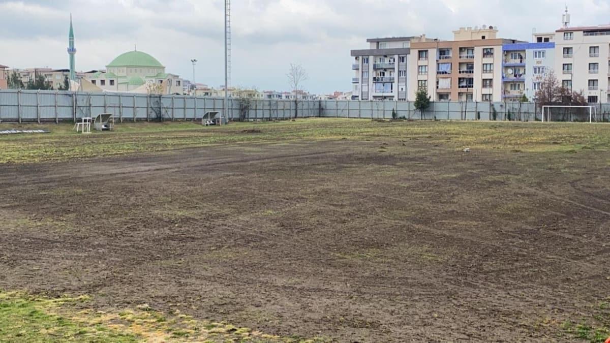 Manisaspor'dan zemin operasyonu