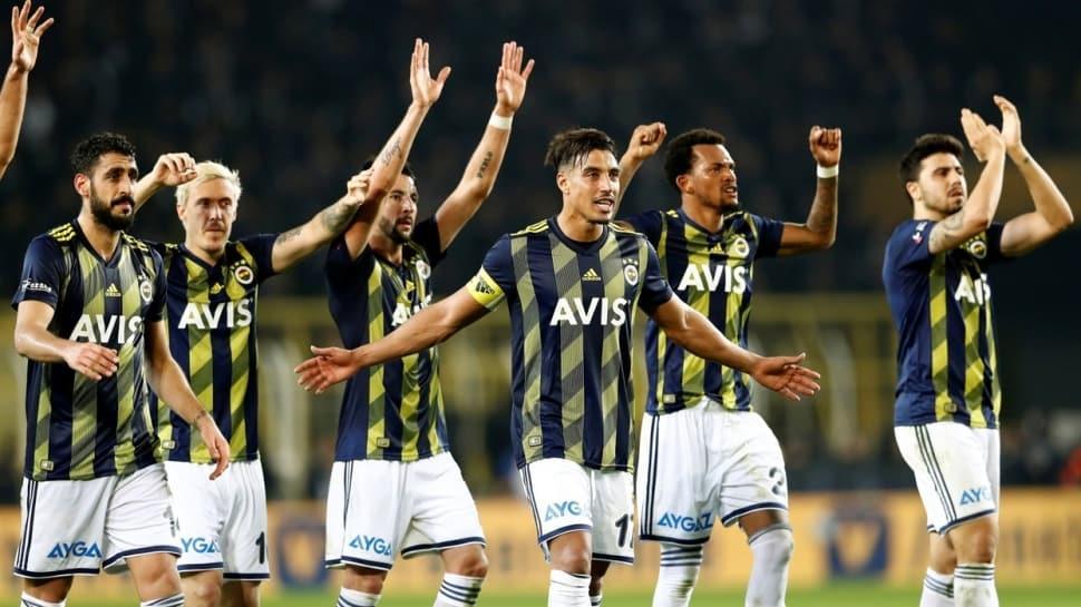 Fenerbahçe'de 'FEDA' diyen ilk futbolcu Nabil Dirar oldu