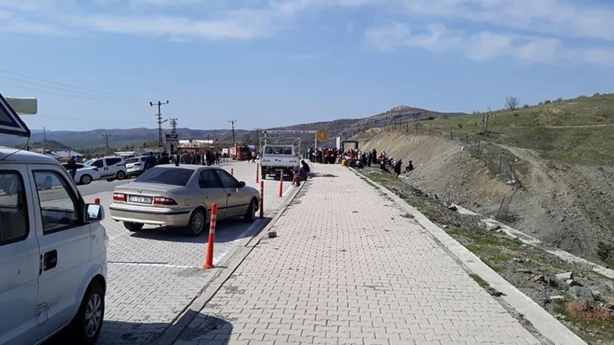Diyarbakır Kulp'taki terör saldırısıyla ilgili olduğu değerlendirilen 5 şüpheli yakalandı