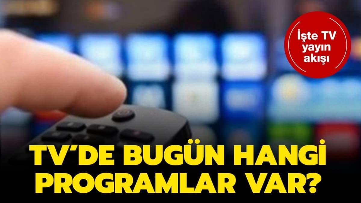 """11 Nisan Cumartesi TRT 1, ATV, Show Tv, Kanal D, Tv8, Star Tv yayın akışı! Bu akşam televizyonda neler var"""""""