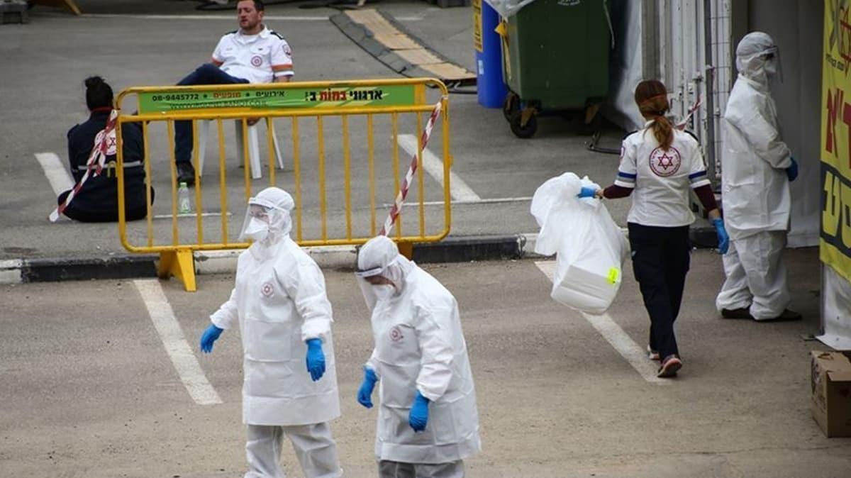 İsrail'de koronavirüsten ölenlerin sayısı 100'ü aştı
