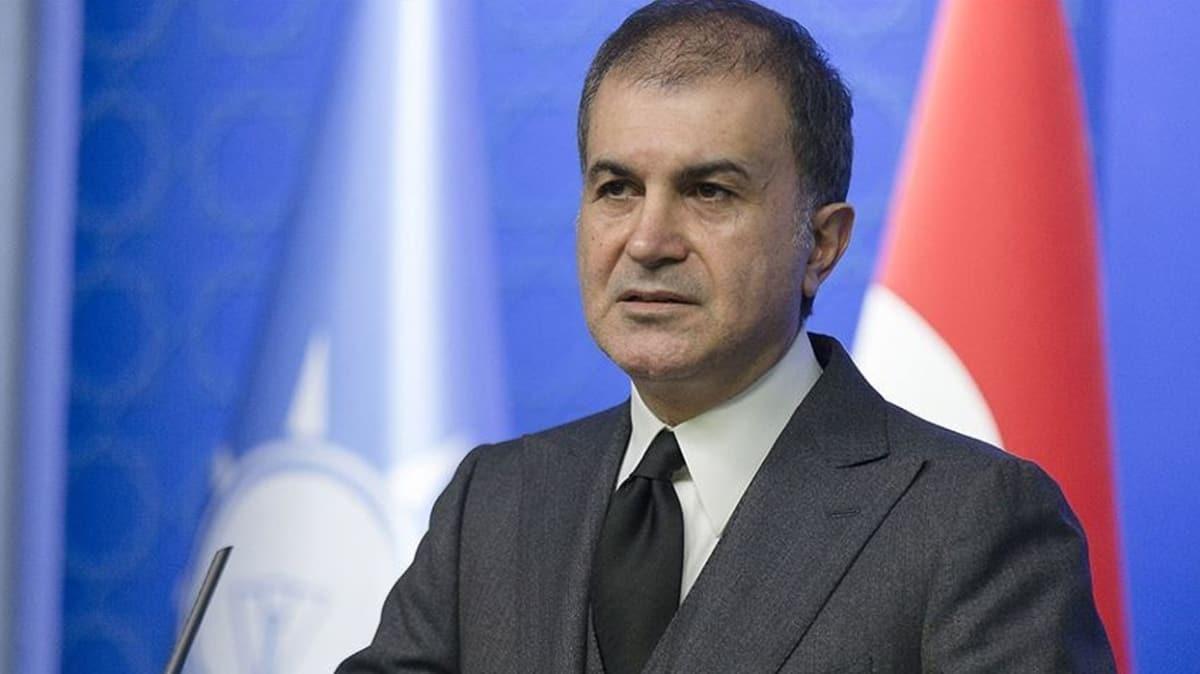 AK Parti Sözcüsü Çelik'ten CHP'ye 'Süleyman Soylu' yanıtı