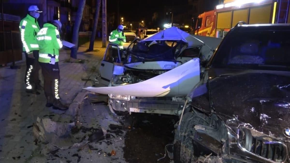 Isparta'da feci kaza: 1 kişi öldü