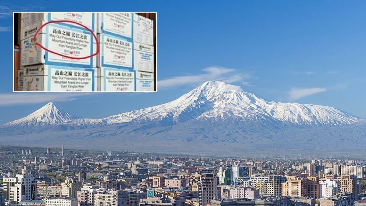 Hami Aksoy'dan 'Ağrı Dağı' açıklaması geldi