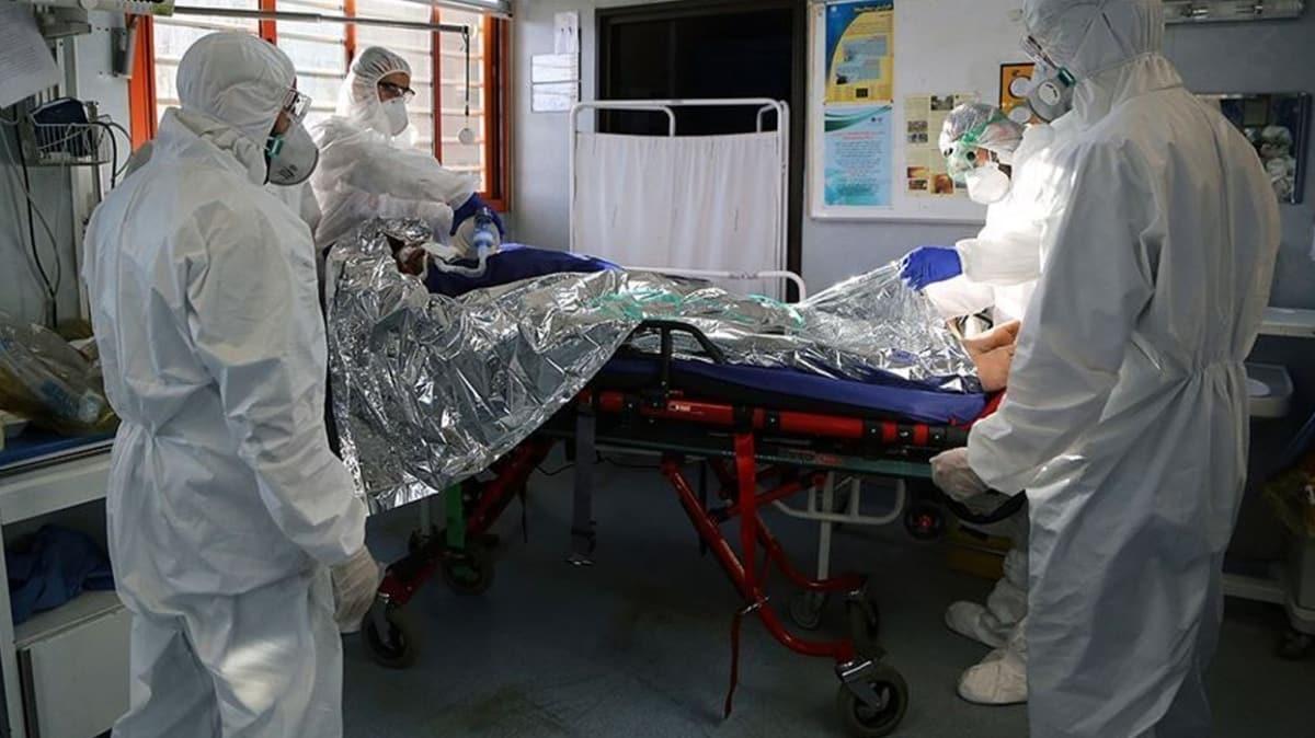 Fransa'da koronavirüse bağlı can kaybı 14 bin 967'ye yükseldi