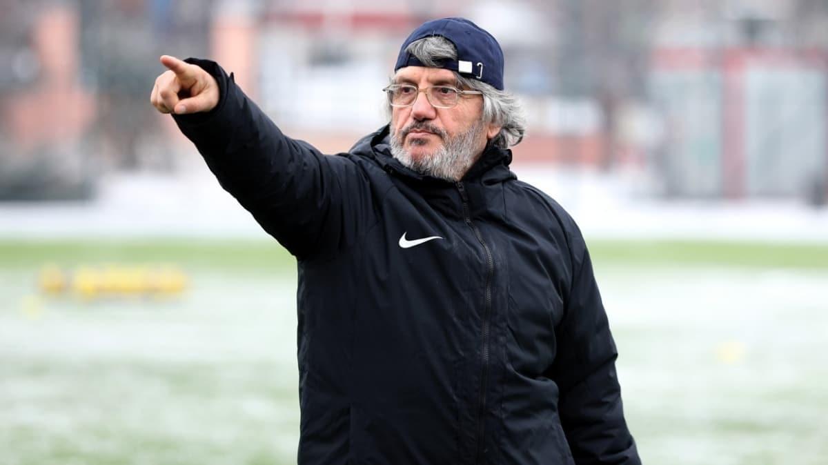 Mustafa Reşit Akçay: Trabzonspor'da teknik adam olarak çalışmam