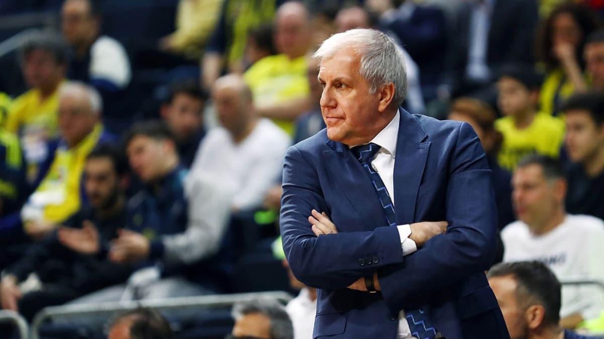 Obradovic'in Fenerbahçe'den gidişi İspanyol manşetlerinde