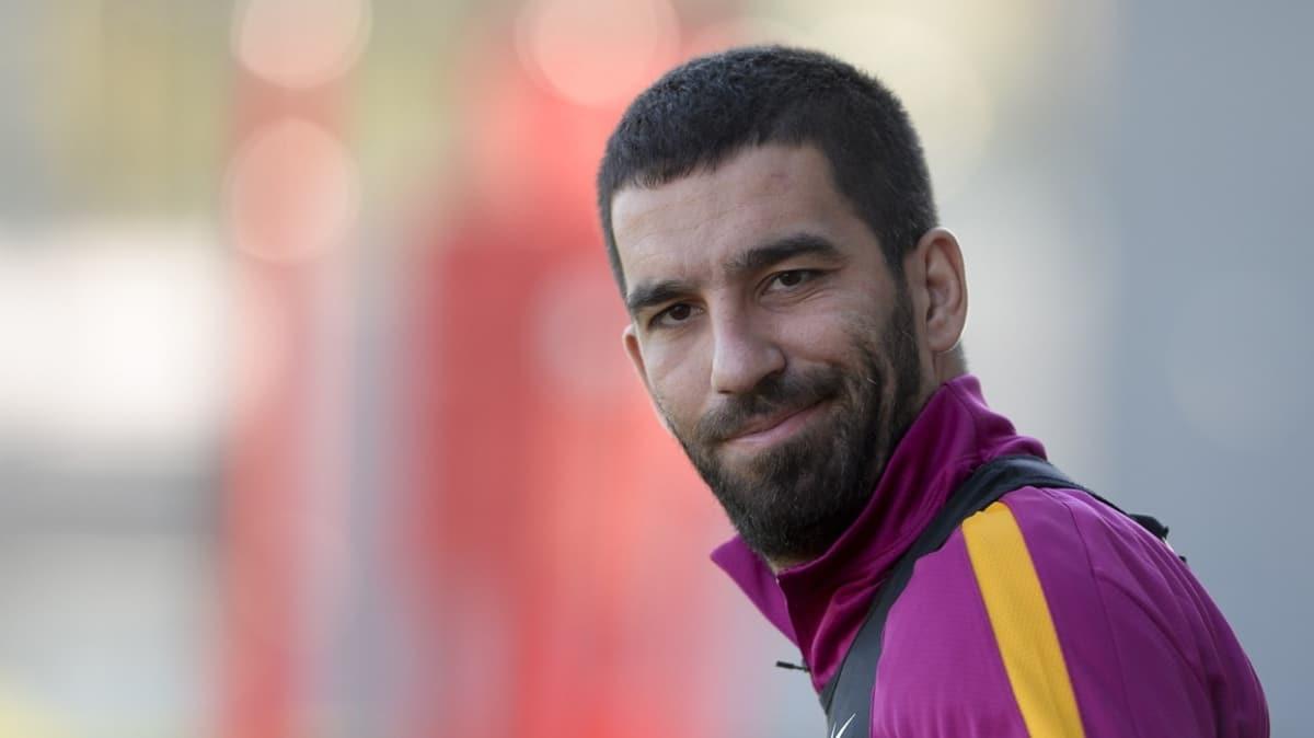 Arda Turan'dan Galatasaray sorusuna cevap: Umarım gönlümüzdeki yer olur