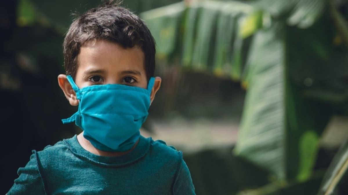 Çocukları koronavirüsten korumanın yolları