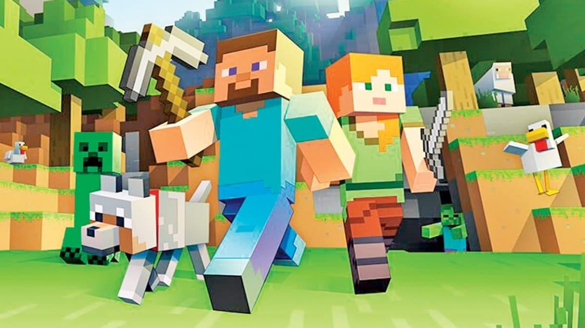 Minecraft artık daha gerçekçi