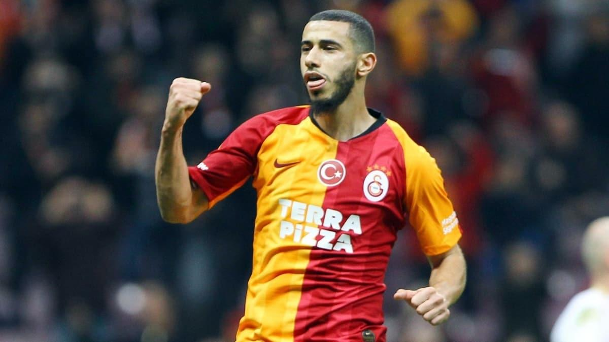 Belhanda'dan Galatasaray yönetimine: Sözleşmemi uzatırsanız indirimi kabul ederim