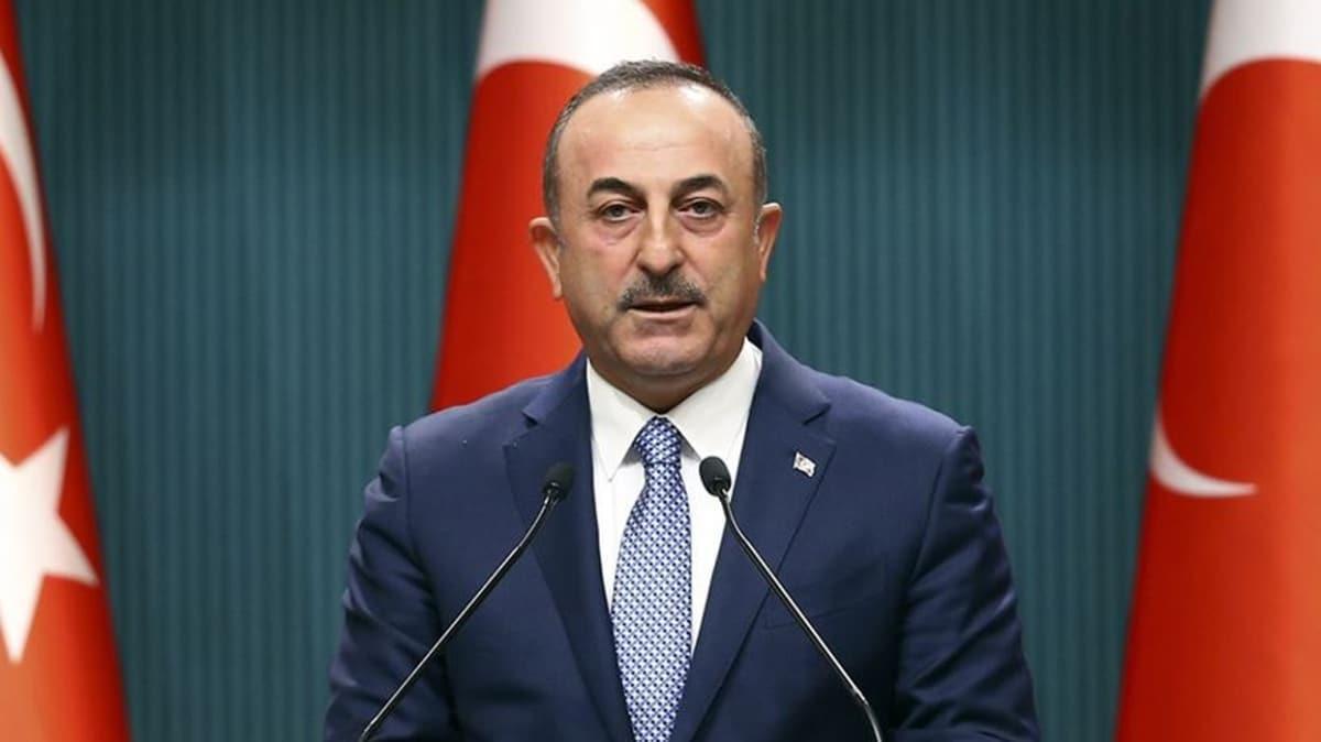 Bakan Çavuşoğlu: 15 bin vatandaşımızı ülkemize getireceğiz