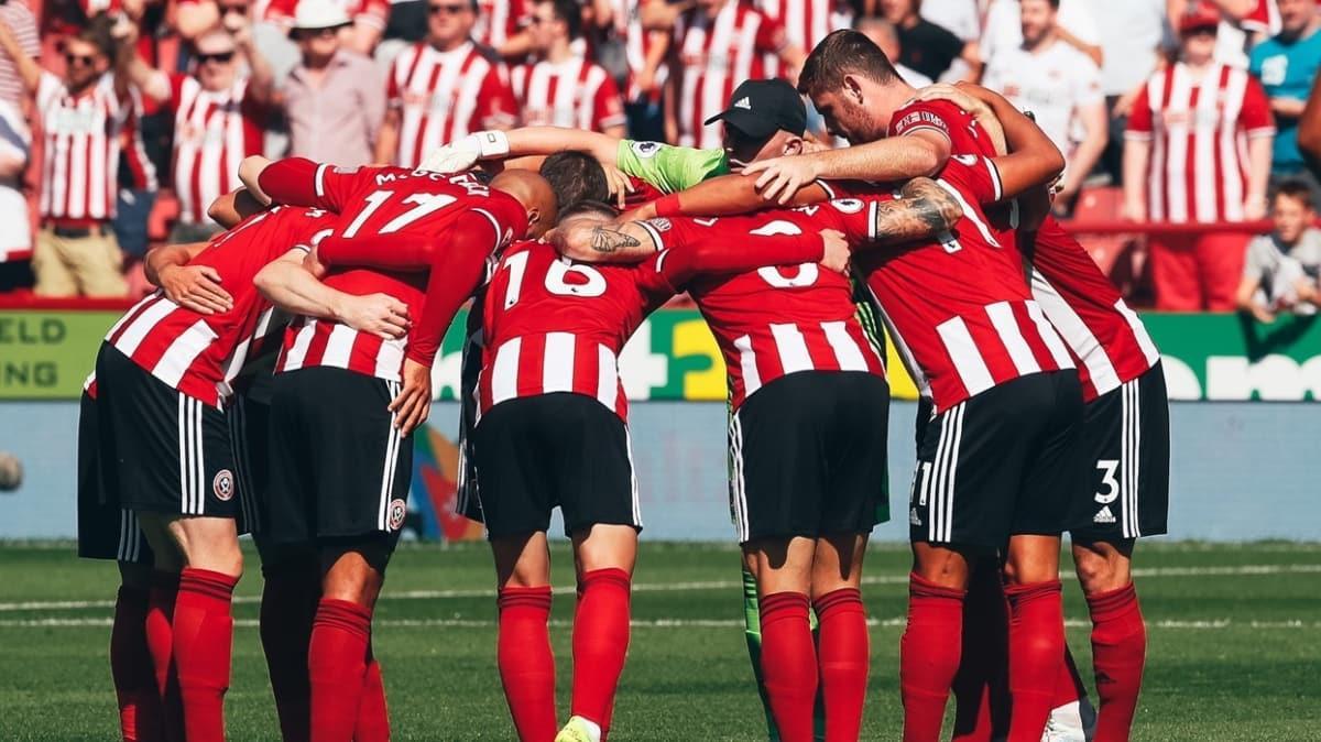 İngiltere Premier Lig'de maaş indirimini kabul eden 4. takım Sheffield United oldu