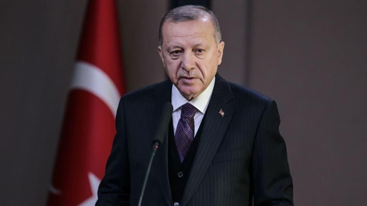 Başkan Erdoğan: Hâkimiyet bilakayduşart milletindir