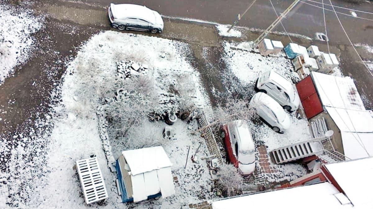 Ardahan'da Nisan karı