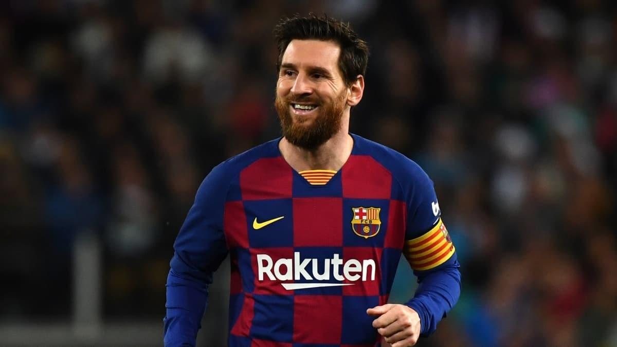 Messi'nin baş köşesi Muhammed Ali'nin