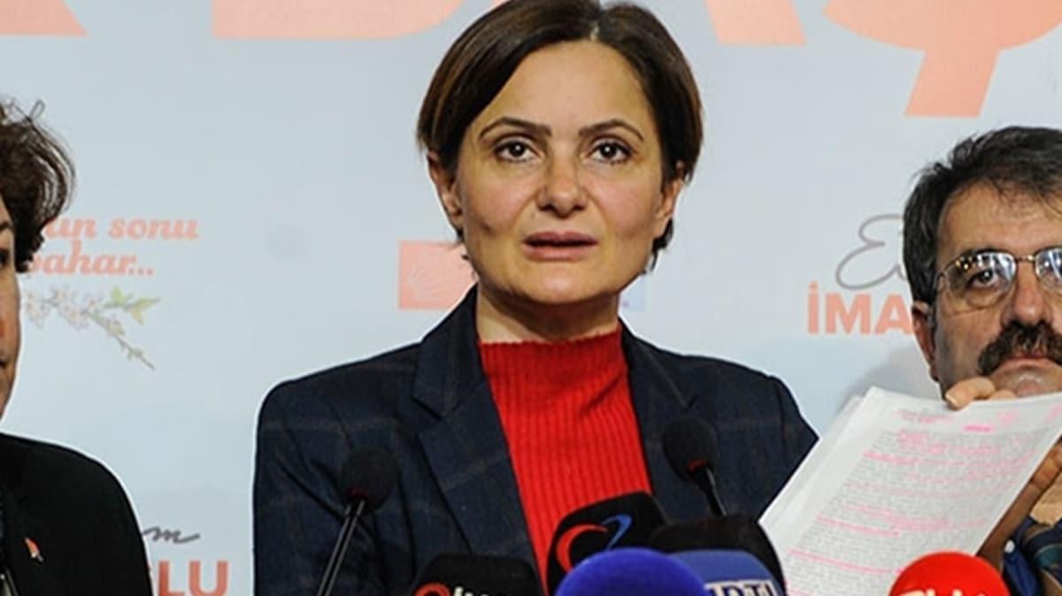CHP İl Başkanı Kaftancıoğlu hakkında soruşturma